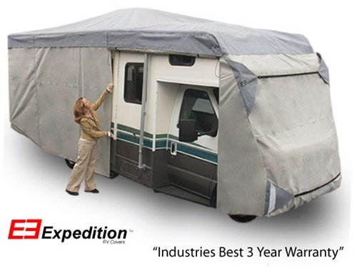 Expedition RV Trailer Cover Fits Class C 26' - 29' RVs