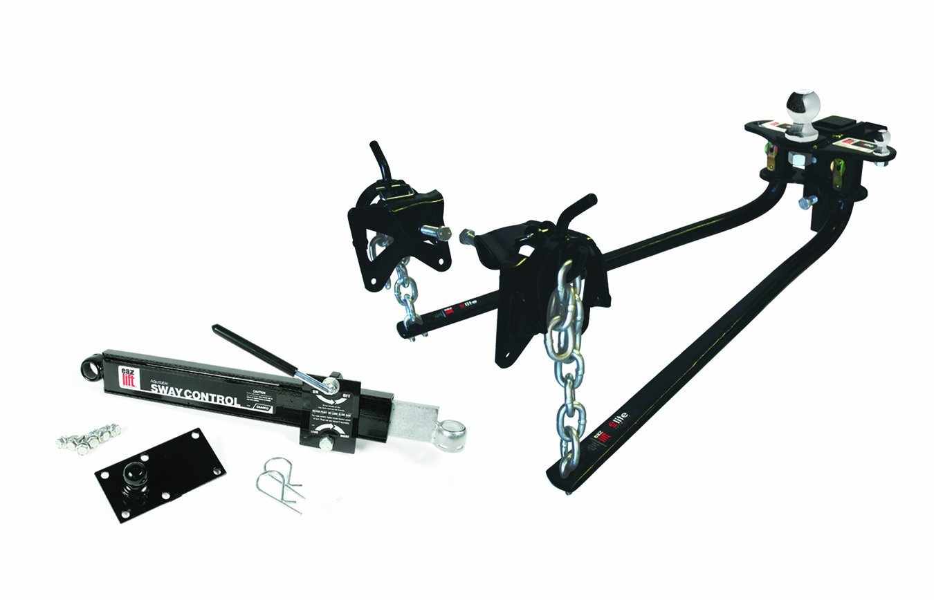 Top 10 Best Trailer Weight Distributing Hitches | Best RV
