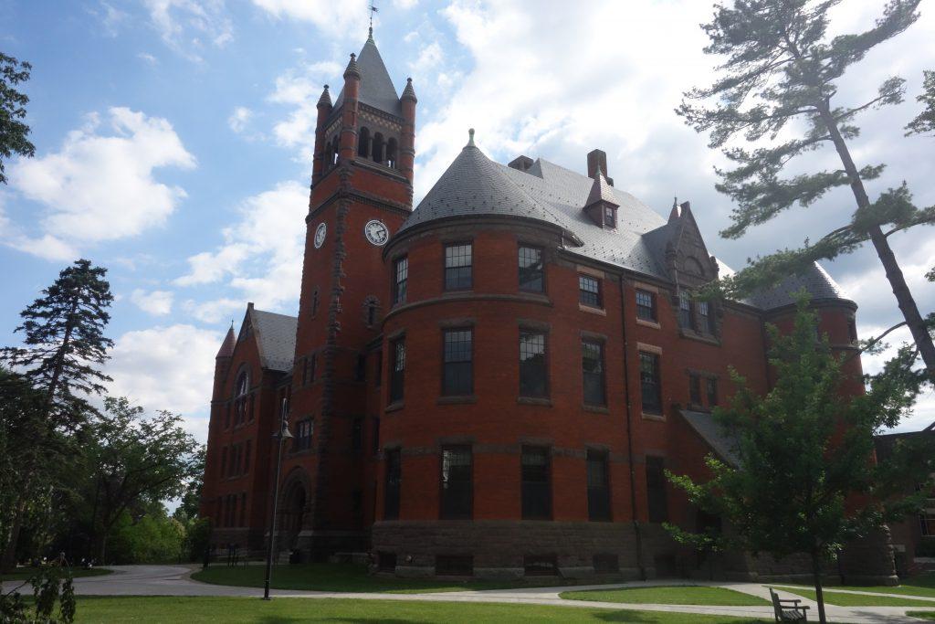 gladfelter hall gettysburg college pa