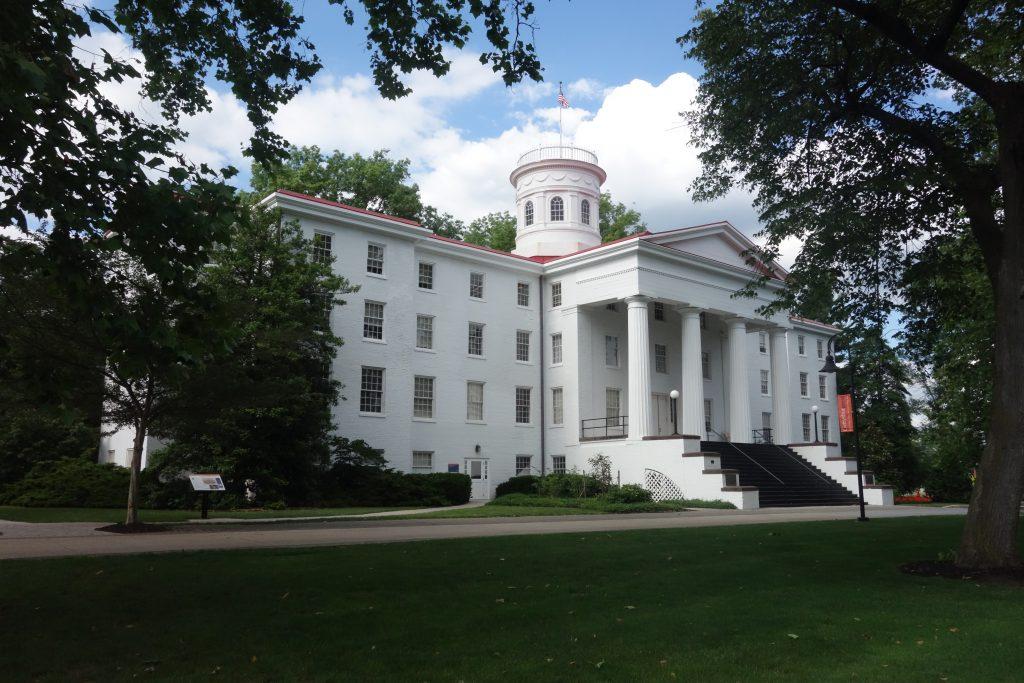 pennsylvania hall gettysburg college pa