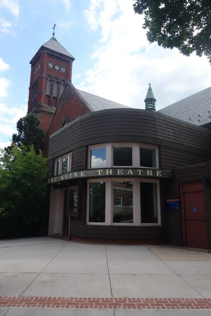 kline theatre gettysburg college