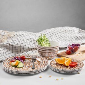 hware-melamine-plates-set-top-10-rv-kitchen-dishes
