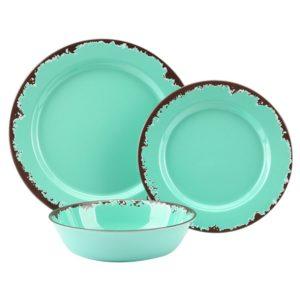 yinshine-rustic-melamine-dinnerware-set-top-10-rv-kitchen-dishes