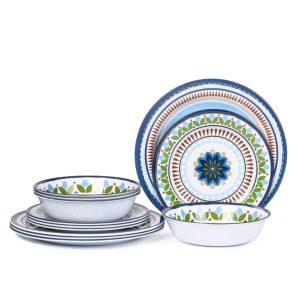 Hware Rustic Plates