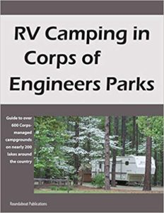 RV Camping in Corps of Engineers Parks Books About RVing in State Parks