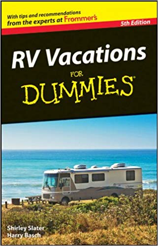 RV Vacations For Dummies - Books About RVing with Kids