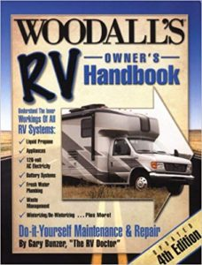 Woodall's RV Owner's Handbook  - Books About RV Maintenance