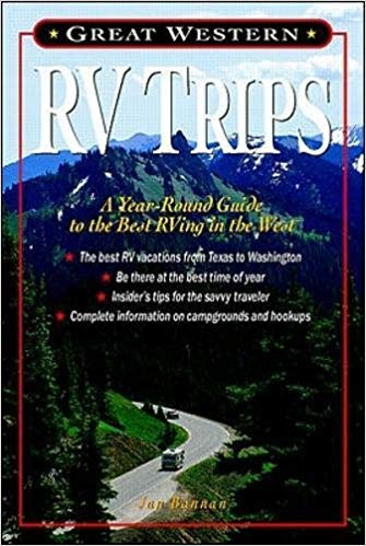 Great Western RV Trips - Books About RVing with Kids