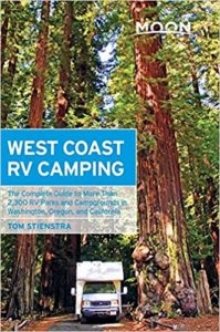 Moon West Coast RV Camping - Books About RVing in State Parks
