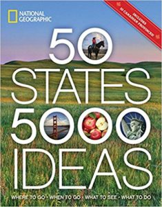 50 States, 5,000 Ideas: Books About RVing in State Parks
