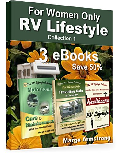 For Women Only - Books About RV Solo Travel