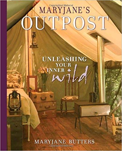 Mary Jane's Outpost- Best Books About Glamping