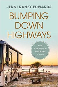 Bumping Down Highways:- Books About RV Solo Travel for Women