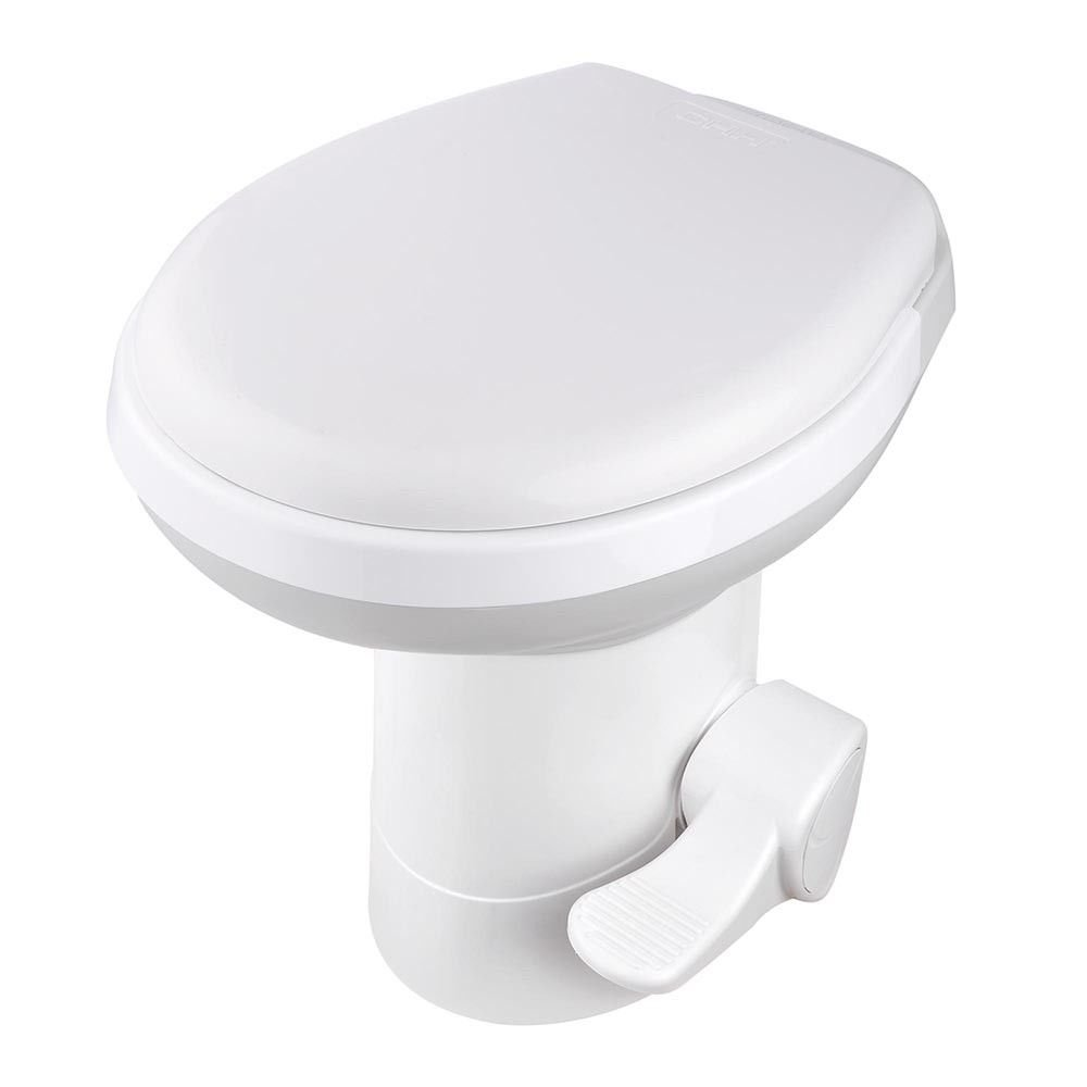 VINGLI Gravity Flush RV Toilet