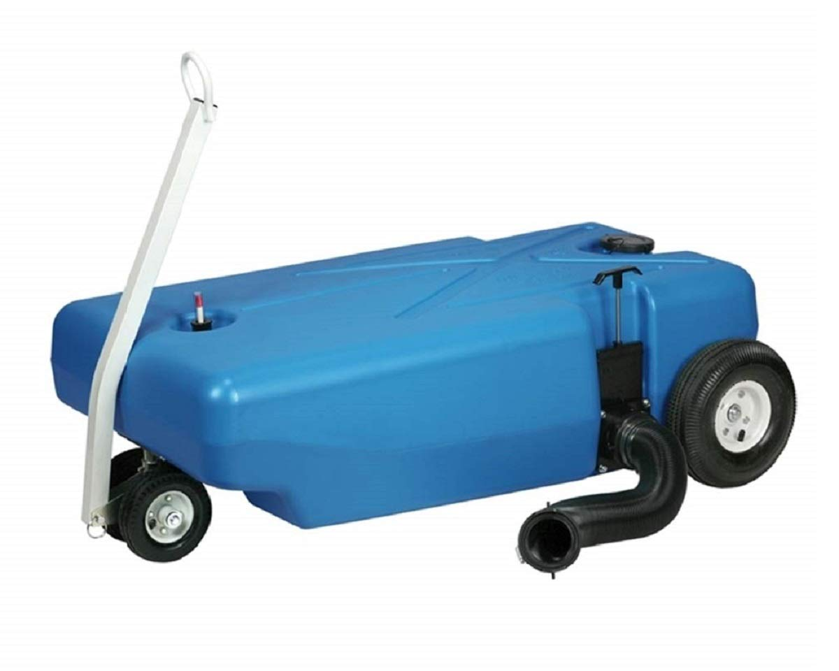 Barker 4-Wheeler Tote Portable Waste Water Tanks