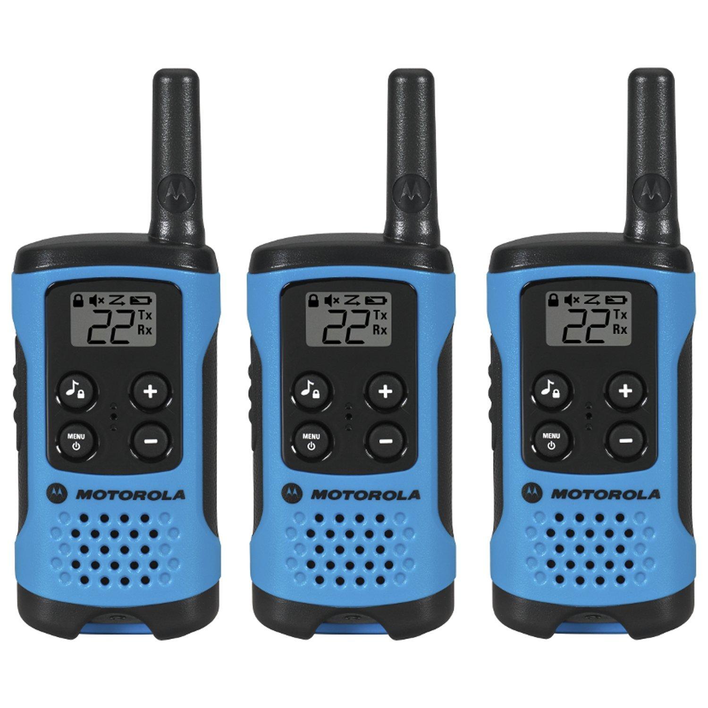 Motorola T100TP Talkabout Radio Walkie Talkies