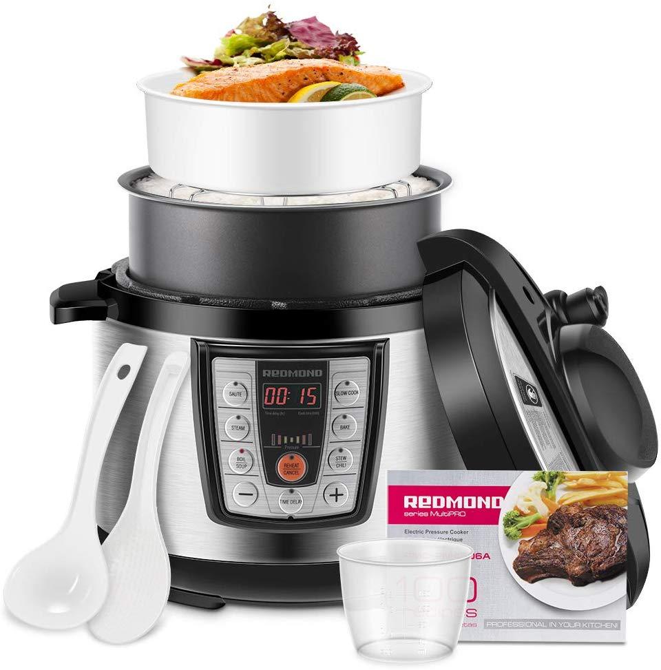 Redmond Electric Pressure Multifunctional Cooker