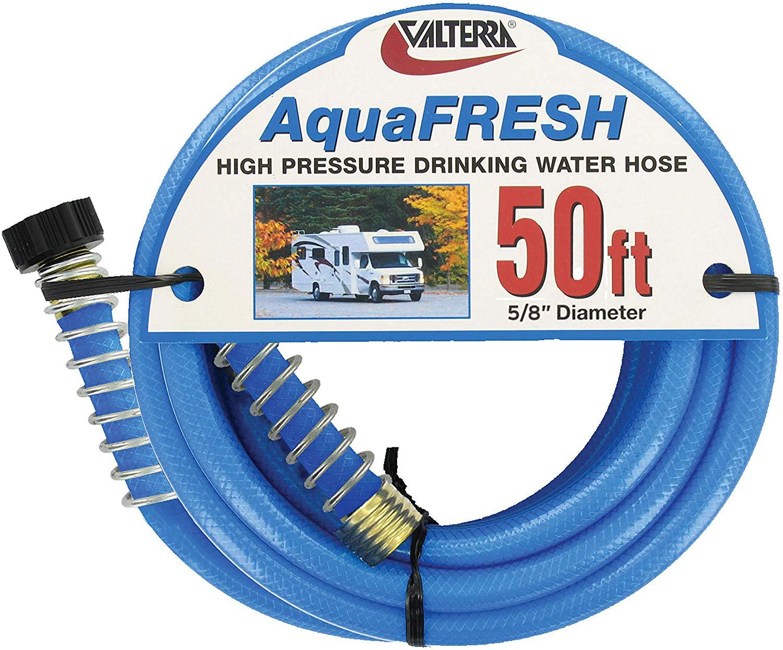 Valterra AquaFresh High-Pressure Drinking Water Hose