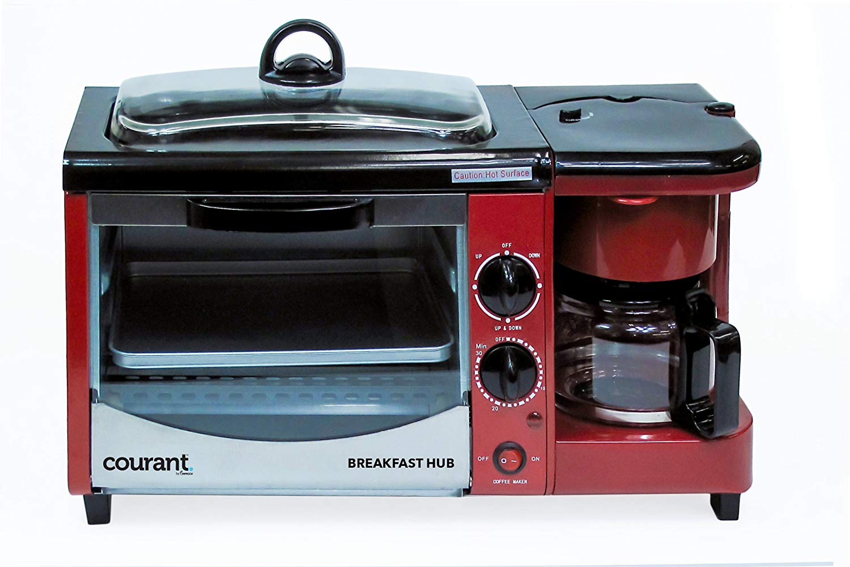 Courant 3-in-1 Multifunctional Cooker Breakfast Hub