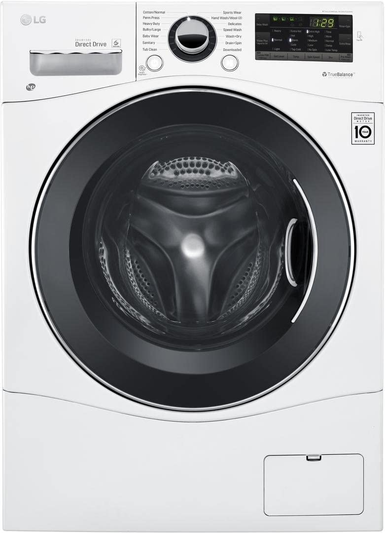 LG 24-Inch Washer/Dryer Combo for RV