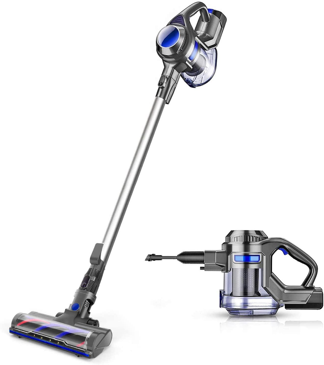 MOOSOO Cordless Vacuum for RV