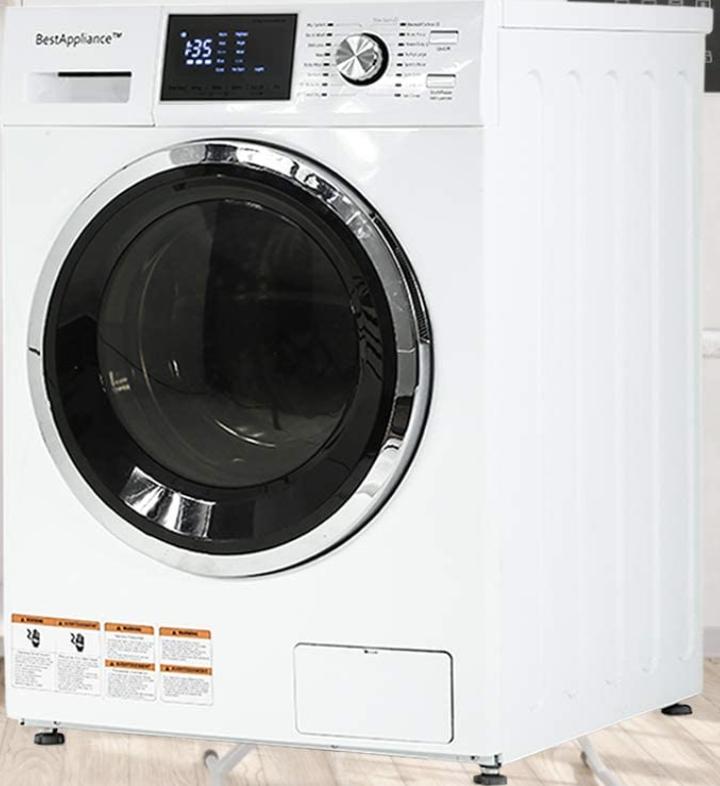 BestAppliance Washer Dryer Combo for RV