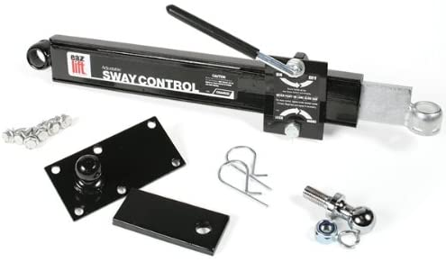 EAZ LIFT Screw-On Sway Control Hitch