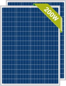 newpowa top ten solar panels for RV