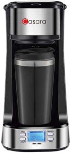 Casara single serve top 10 RV Coffee Makers